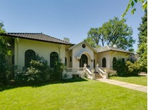 Single Family Home for sales at 5730 East 17th Avenue Parkway    Denver, Colorado 80220 United States