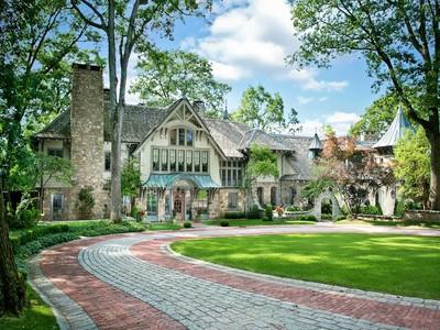 Vivienda unifamiliar for sales at The Historic Stevens Estate 450 Mendham Road Bernardsville, Nueva Jersey 07924 Estados Unidos