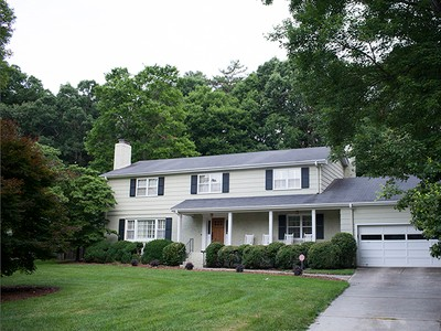 Single Family Home for sales at Brookhaven Classic 5009 Shamrock Drive Raleigh, North Carolina 27612 United States