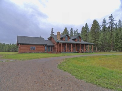 獨棟家庭住宅 for sales at 555 Twin Bridges Road 555 & 561 Twin Bridges Rd Whitefish, 蒙大拿州 59937 美國