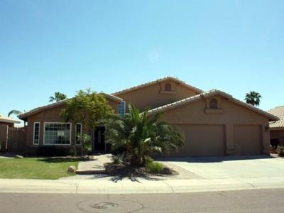 단독 가정 주택 for sales at Pristine Tri-Level Home in Mountain Park Ranch 2637 E Bighorn Ave Phoenix, 아리조나 85048 미국