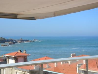 Apartment for sales at Biarritz Miramar plein océan  Biarritz, Aquitaine 64200 France