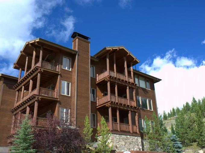 Condominium for sales at Lone Moose Ski-in, Ski-out Condo 308D Lone Moose Drive Big Sky, Montana 59716 United States