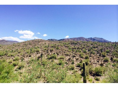 Terreno for sales at Almost 15 Acres Of Beautiful Hillside & Pristine Desert In Town Of Cave Creek 7316 E Continental Mtn Estates Dr #3  Cave Creek, Arizona 85331 Stati Uniti