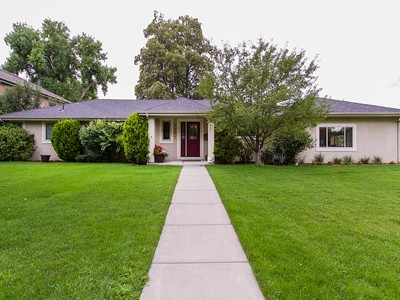 Single Family Home for sales at 2001 South Madison Street  Denver, Colorado 80210 United States