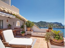 Duplex for sales at Apartment with stunning views in Port Andratx  Port Andratx, Mallorca 07157 Spain
