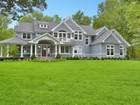 Casa Unifamiliar for  sales at Stunning New Contruction! 20 Club Way Rumson, Nueva Jersey 07760 Estados Unidos