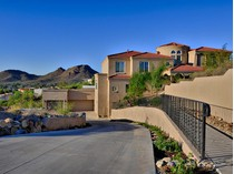 Single Family Home for sales at Top of Lookout Mountain Within Moon Valley's Premier Gated Community 13221 N 17th Place   Phoenix, Arizona 85022 United States