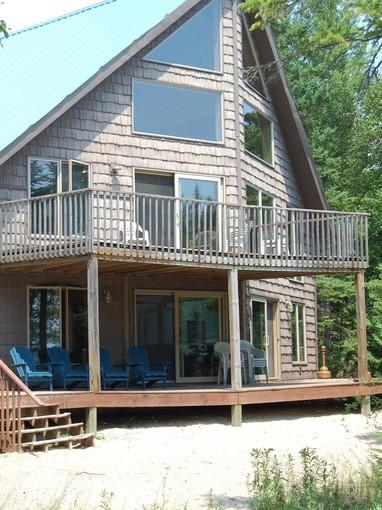 独户住宅 for sales at Island Aerie 37891 Gull Harbor Drive  Beaver Island, 密歇根州 49782 美国