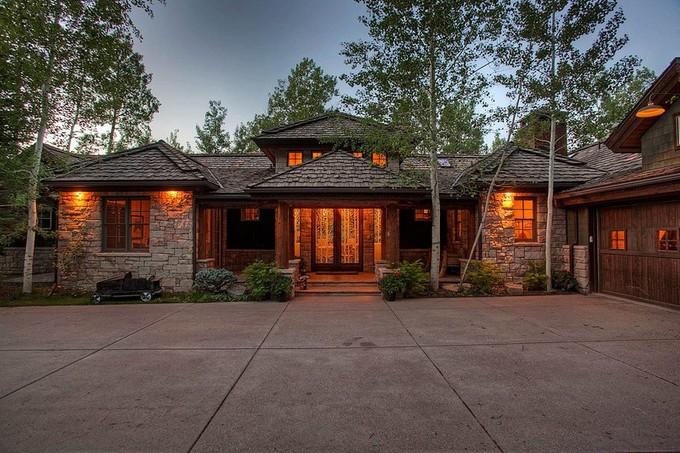 Moradia for sales at Ski-in / Ski-out Mountain Home 27 Timber Ridge Lane  Snowmass Village, Colorado 81615 Estados Unidos