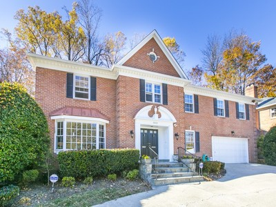 Single Family Home for sales at Bethesda 6804 Whittier Blvd Bethesda, Maryland 20817 United States