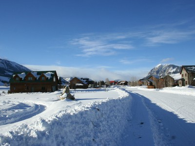 Land for sales at 233 Kubler Street  Crested Butte, Colorado 81224 United States
