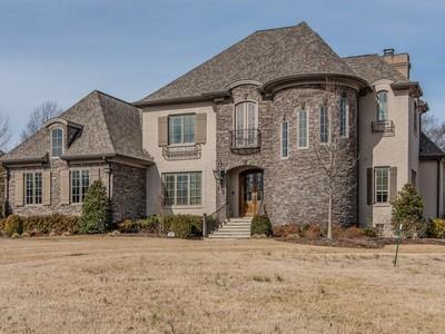 Einfamilienhaus for sales at 10 Spyglass Hill  Brentwood, Tennessee 37027 Vereinigte Staaten
