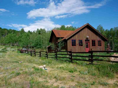 Single Family Home for sales at 1155 Red Mountain Ranch Road  Crested Butte, Colorado 81224 United States