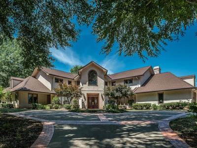 Fattoria / ranch / campagna for sales at 150 Acre Private Estate 200 Bridger Point Road  Fayetteville, Georgia 30215 Stati Uniti