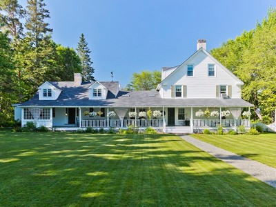 Single Family Home for sales at Old Homestead Manchester Road Northeast Harbor, Maine 04662 United States