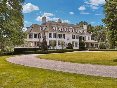 Single Family Home for sales at 'Riverfields' 105 Rumson Rd Rumson, New Jersey 07760 United States