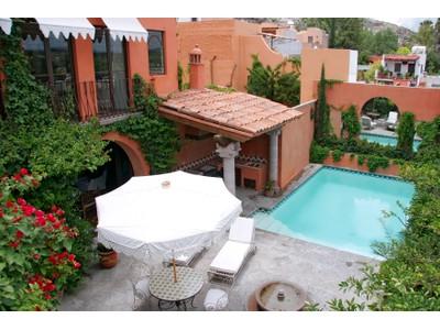Частный односемейный дом for sales at Aldama  San Miguel De Allende, Guanajuato 37700 Мексика