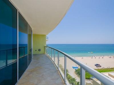 Appartement en copropriété for sales at 1200 Holiday Dr. #903 1200 Holiday Dr. Unit Fort Lauderdale, Florida 3316 États-Unis
