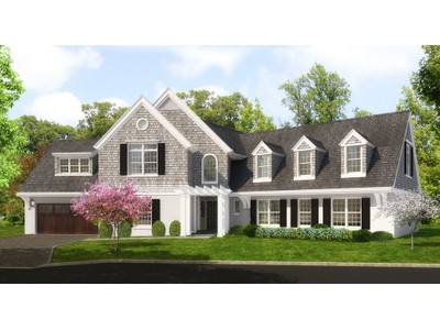 Single Family Home for sales at Brilliantly Designed New Construction 2 Crown Circle Bronxville, New York 10708 United States