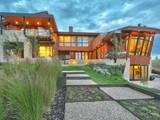 Property Of Opulent Frontier Modern at the apex of Huntsville Utah