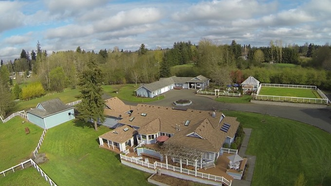 Single Family Home for sales at Friendly Grove Equestrian Centre 2000 Friendly Grove Rd NE Olympia, Washington 98506 United States