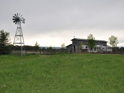 Farm / Ranch / Plantation for sales at Rockin' Lazy KC Ranch 310 Kinshella Road Kalispell, 몬타나 59901 미국