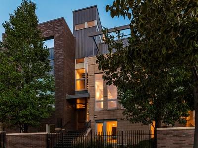 Maison unifamiliale for sales at 1804 Little Raven Street  Denver, Colorado 80202 États-Unis