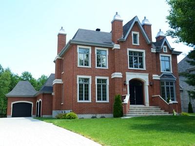 단독 가정 주택 for sales at Terrebonne 16 Rue du Sanctuaire Terrebonne, 퀘벡주 J6Y1Z6 캐나다