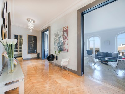公寓 for sales at Apartment - Henri Martin boulevard Lannes Paris, 巴黎 75116 法國