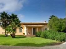 Maison avec plusieurs logements for sales at Maison de campagne avec vues panoramiques   Santanyi, Southeast, Majorque 07650 Espagne