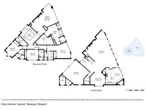 Additional photo for property listing at 1 Harbor Island  Newport Beach, California 92660 United States