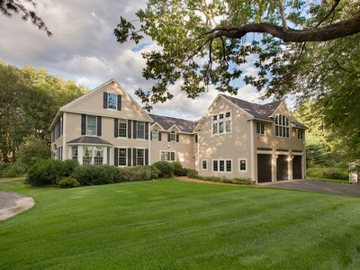 Single Family Home for sales at Magnificent Colonial in Bucolic Setting! 1200 Monument Street Concord, Massachusetts 01742 United States
