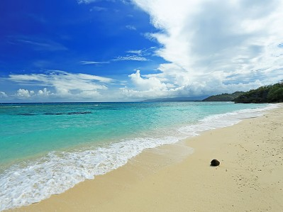 Land for sales at 3,000 sqm Boracay Beach Front Paradise Aklan, Luzon Philippines