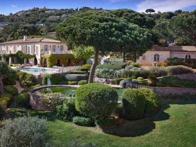 Single Family Home for sales at Somptuous Domain overlooking the bay of St Tropez  Grimaud, Provence-Alpes-Cote D'Azur 83310 France