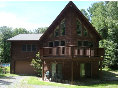 Single Family Home for sales at Country Chalet 38 Elfwood Path Lane Port Jervis, New York 12771 United States