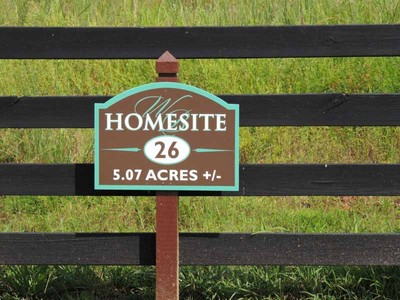 Land for sales at Gated Estate Homesite 131 Woodhaven Lane Ball Ground, Georgia 30107 United States