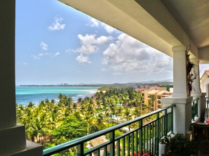 Additional photo for property listing at Oceanfront Penthouse at Rio Mar 6000 Blvd Rio Mar Wyndham Resort Rio Grande, Puerto Rico 00745 Puerto Rico
