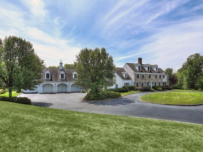 """Single Family Home for sales at """"Oakland Farm"""" 520 Pottersville Road Bedminster, New Jersey 07921 United States"""