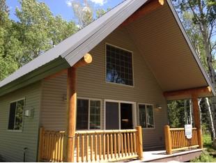 Single Family Home for sales at Aspen Ridge Home 4784 Fir Street Island Park, Idaho 83429 United States