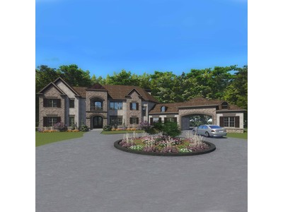 独户住宅 for sales at Beautiful Porte Cochere Home Nestled on Private Lot 16067 Manor Club Drive Alpharetta, 乔治亚州 30004 美国