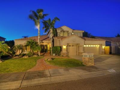 Vivienda unifamiliar for sales at Fantastic Move-in-ready Family Home At Paradise Park Vista 5916 E Sandra Terrace  Scottsdale, Arizona 85254 Estados Unidos