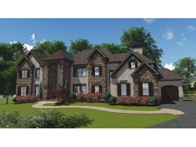 Single Family Home for sales at Stunning Estate Overlooking the 13th Fairway 3273 Balley Forrest Drive Milton, Georgia 30004 United States