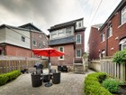 Single Family Home for  rentals at 3-storey In Regal Heights 114 Westmount Avenue Toronto, Ontario M6H3K4 Canada