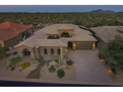 Villa for sales at Updated Legend Trail Home With Privacy And Views 34719 N 99th Way  Scottsdale, Arizona 85262 Stati Uniti