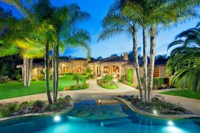 Single Family Home for sales at 6434 Via Dos Valles  Rancho Santa Fe, California 92067 United States