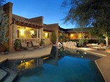 Property Of Elegant Spanish Colonial Home on Private 13.49 Acre Setting in Tubac