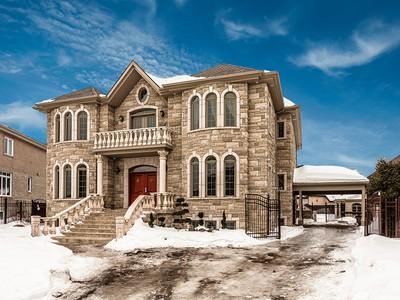 Частный односемейный дом for sales at Sainte-Dorothée 1058 Rue des Pervenches Sainte-Dorothee, Квебек H7Y2C7 Канада