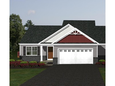 Single Family Home for sales at Villas at Featherton 41 Wigeon Way Lot 6 Elizabethtown, Pennsylvania 17022 United States