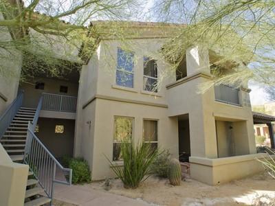 共管式独立产权公寓 for sales at Wonderful Lock & Leave 2014 Remodeled Condo at DC Ranch Village at Market Street 20801 N 90th Place #208 Scottsdale, 亚利桑那州 85255 美国